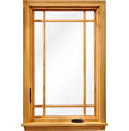 Aluminum-Clad Casement Windows