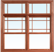 Wood Double-Hung Windows