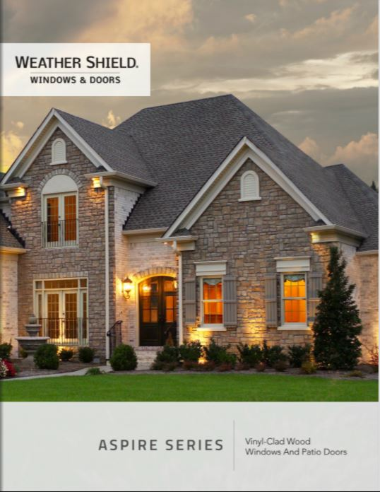 View Weather Shield Aspire Series® Catalog