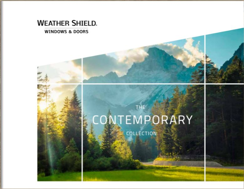 View Weather Shield Contemporary Collection™ Catalog width=