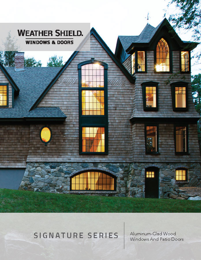 View Weather Shield Signature Series® Catalog