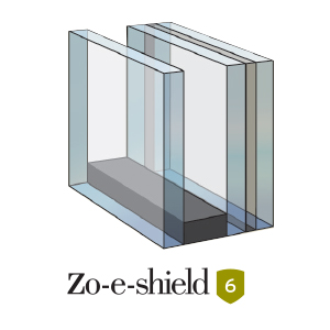 Zo-e-shield 5 Plus Laminated Interior